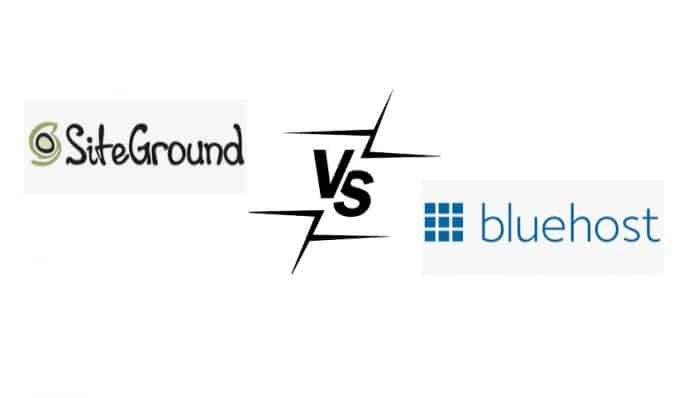 SiteGround vs BlueHost for Malaysia Web Hosting