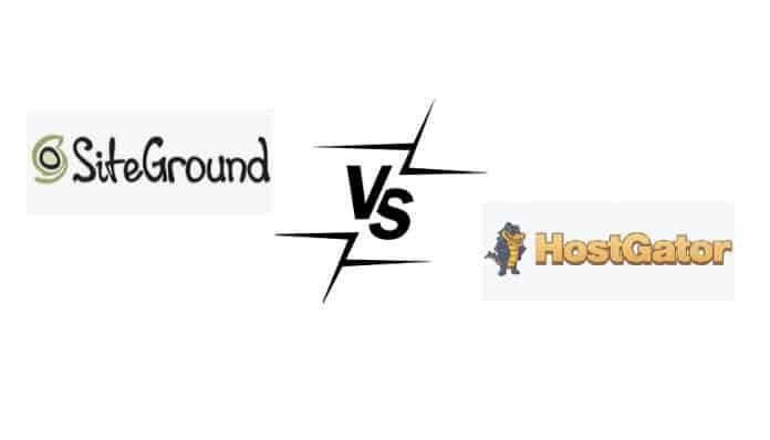 SiteGround vs HostGator for Malaysia Web Hosting