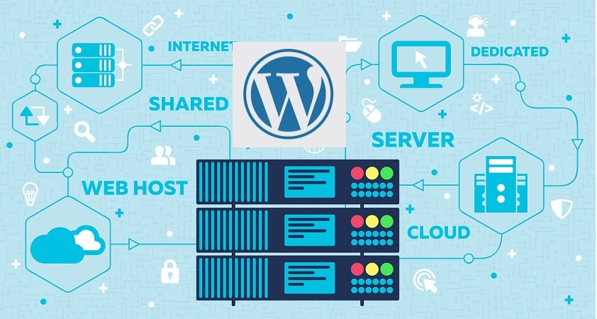 web hosting vs wordpress hosting malaysia