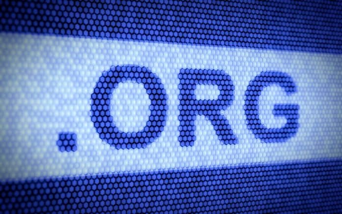 org domain rules